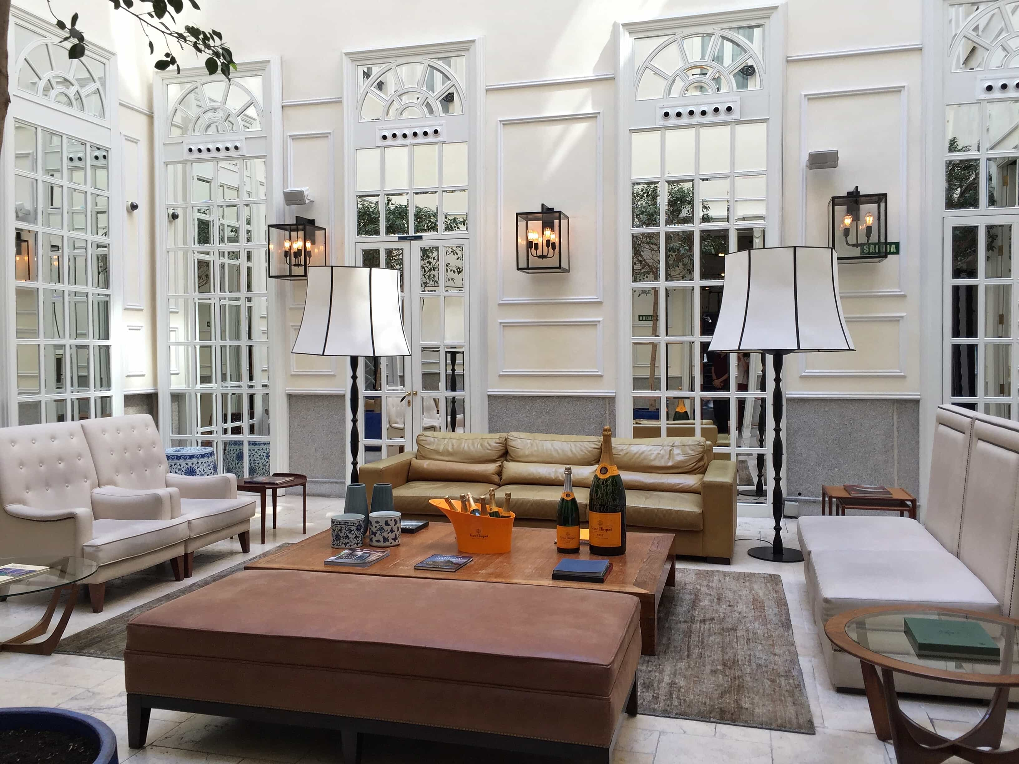Luxury in Madrid: Only You Boutique Hotel - FOODICLES