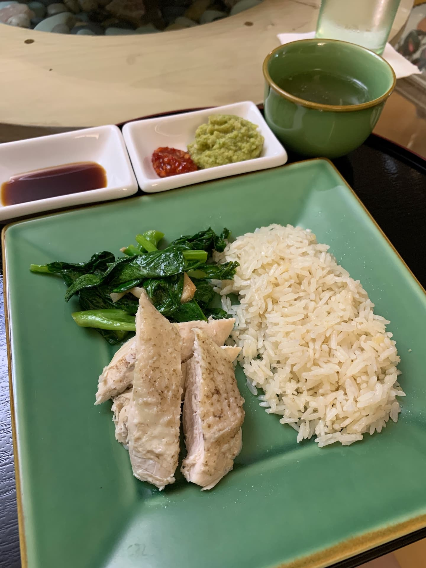 An Easy Hainanese Chicken Rice Recipe To Cook At Home -9425